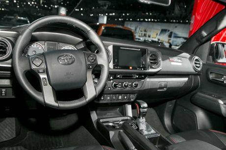2017 Chevrolet Colorado ZR2 co ha noi Toyota Tacoma? - Anh 4