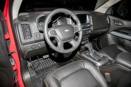 2017 Chevrolet Colorado ZR2 co ha noi Toyota Tacoma? - Anh 5