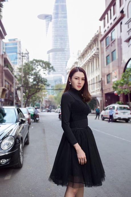 Ngut mat ngam style dao pho cua dan chan dai The Face - Anh 4