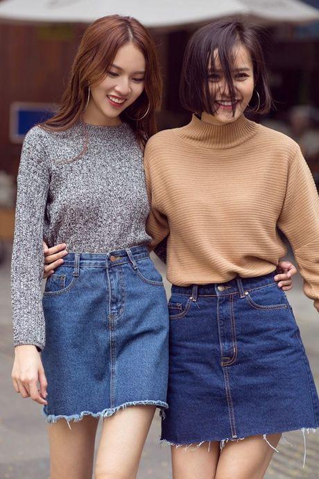 Ngut mat ngam style dao pho cua dan chan dai The Face - Anh 9