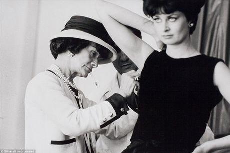 The gioi trong con mat cua Coco Chanel - Anh 2