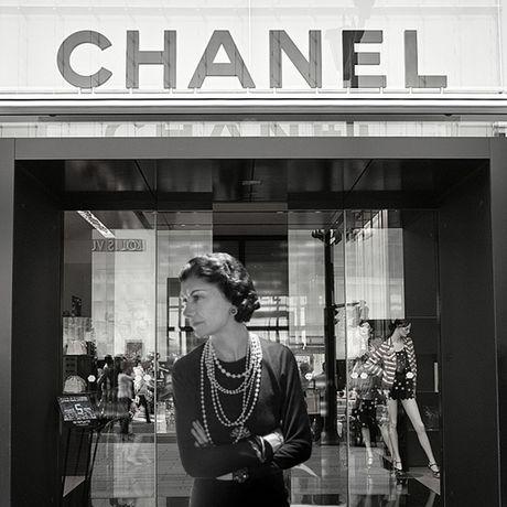 The gioi trong con mat cua Coco Chanel - Anh 5