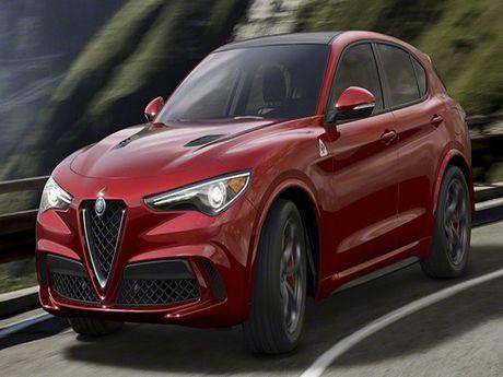 Alfa Romeo Stelvio: Buoc dot pha thi truong crossover - Anh 1