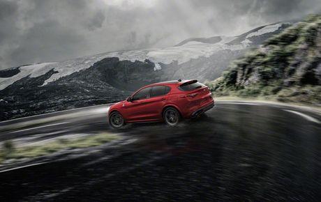 Alfa Romeo Stelvio: Buoc dot pha thi truong crossover - Anh 4