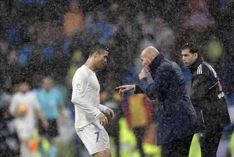 Real Madrid 2-1 Gijon: Diem sang Cristiano Ronaldo - Anh 3