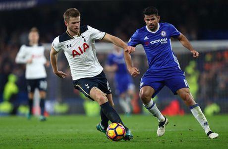 Nguoc dong truoc Tottenham, Chelsea doi lai ngoi dau tu Liverpool - Anh 3
