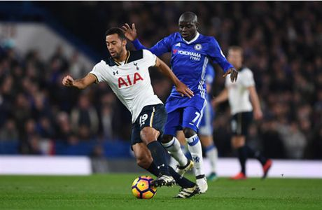 Nguoc dong truoc Tottenham, Chelsea doi lai ngoi dau tu Liverpool - Anh 6