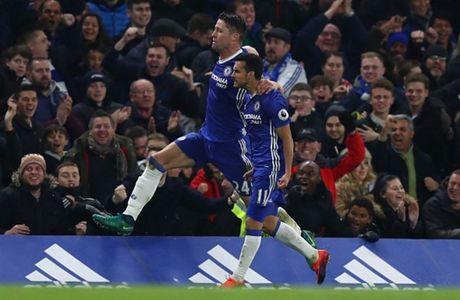 Nguoc dong truoc Tottenham, Chelsea doi lai ngoi dau tu Liverpool - Anh 7