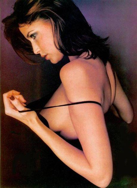 Lisa Snowdon - nang MC cuc xinh cua cuu ngoi sao Ngoai hang Anh - Anh 5