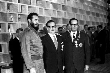 Anh thoi tre day nhiet huyet cua lanh tu Cuba Fidel Castro - Anh 10