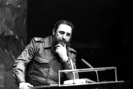 Anh thoi tre day nhiet huyet cua lanh tu Cuba Fidel Castro - Anh 4