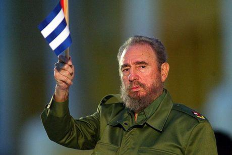 Lanh tu Fidel Castro va nhung tuyen bo bat hu - Anh 10
