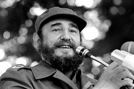 Lanh tu Fidel Castro va nhung tuyen bo bat hu - Anh 4