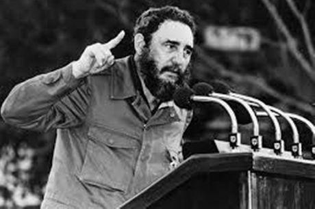 Lanh tu Fidel Castro va nhung tuyen bo bat hu - Anh 5