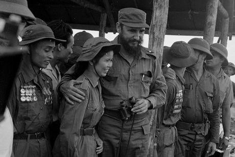 Lanh tu Fidel Castro va nhung tuyen bo bat hu - Anh 6