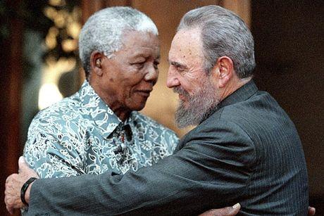 Lanh tu Fidel Castro va nhung tuyen bo bat hu - Anh 8