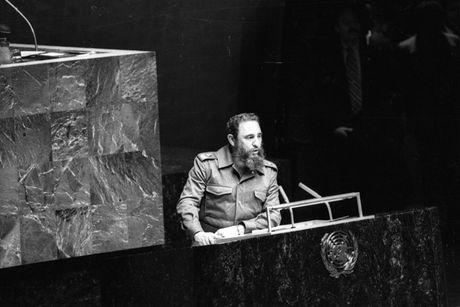 Lanh tu Fidel Castro va nhung tuyen bo bat hu - Anh 9