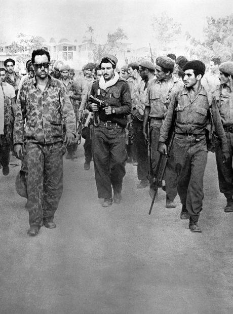 Anh hiem lanh tu Fidel Castro chien dau trong tran Vinh Con Lon - Anh 13
