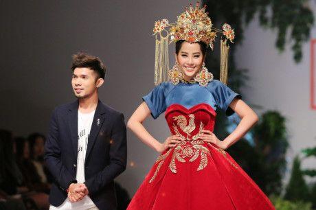 Nam Em hoa 'Hoang hau' quyen uy, lanh lung - Anh 5