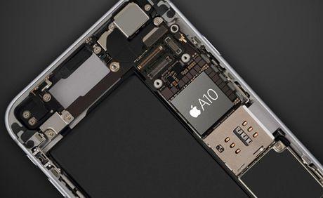 Apple va TSMC da san sang san xuat chip 10nm cho iPhone the he moi - Anh 1