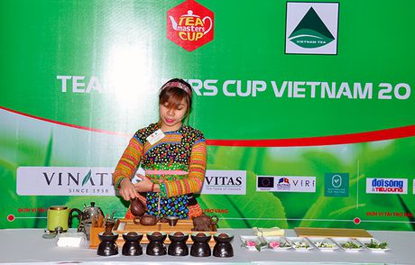 20 thi sinh tham du chung ket cuoc thi Tea Masters Cup Viet Nam 2016 - Anh 1