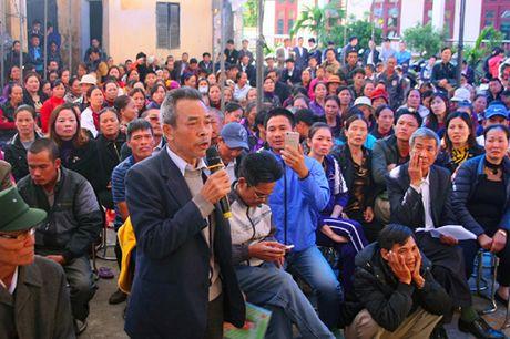 Huyen Phu Xuyen: thao go kho khan doi voi Du an xay dung Tram bien ap 110kV - Anh 2