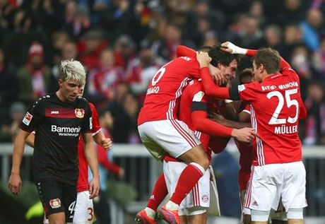 'Ke la' soan ngoi Bayern lan Dortmund - Anh 2