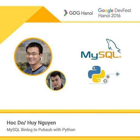 Hon 3.500 nguoi tham du Google Developers Festival 2016 - Anh 5