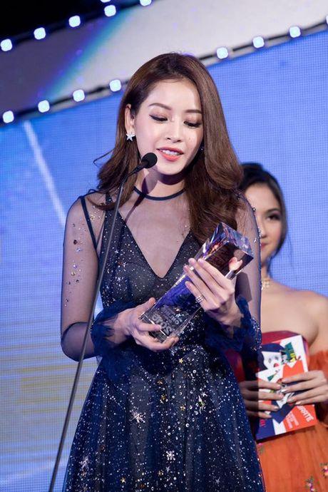 Chi Pu, Ly Hai duoc vinh danh tai WebTVAsia Awards 2016 - Anh 4