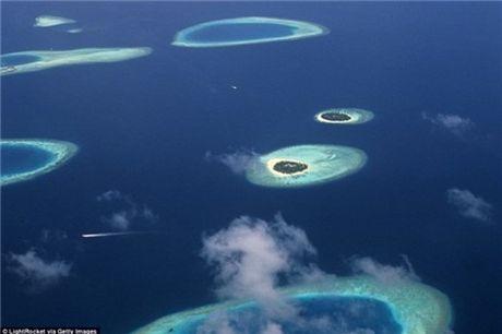 Bao dong 'thien duong' Venice, Maldives - Anh 5