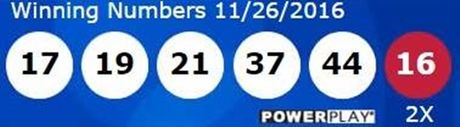 Ve so Powerball 421 trieu USD cua My co chu - Anh 1