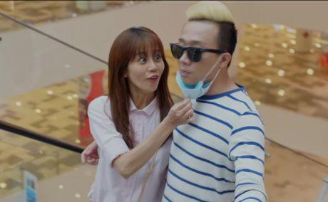 Ngo lo Hari Won, Tran Thanh 'hen ho' cung An Nguy - Anh 1