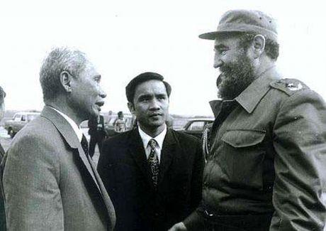 'Con nuoi' Viet cua Chu tich Fidel va ki niem ve nguoi cha dac biet - Anh 3
