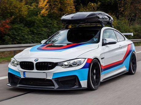 Chiem nguong ban do an tuong BMW M4R cua Carbonfiber Dynamics - Anh 11
