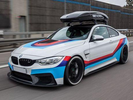 Chiem nguong ban do an tuong BMW M4R cua Carbonfiber Dynamics - Anh 13