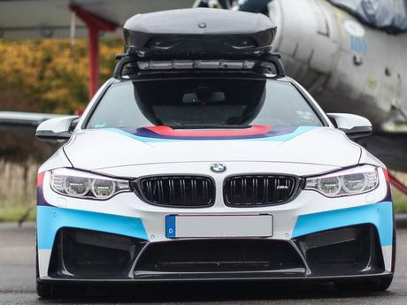 Chiem nguong ban do an tuong BMW M4R cua Carbonfiber Dynamics - Anh 2