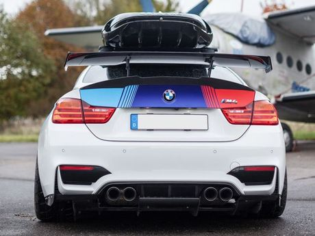 Chiem nguong ban do an tuong BMW M4R cua Carbonfiber Dynamics - Anh 3