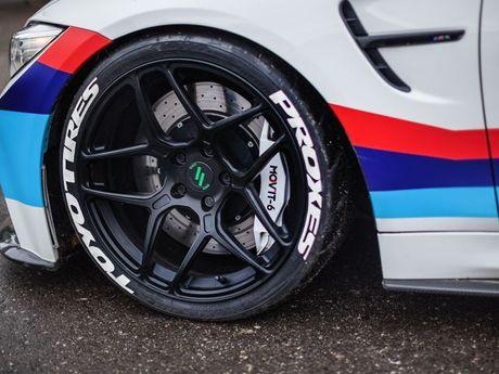 Chiem nguong ban do an tuong BMW M4R cua Carbonfiber Dynamics - Anh 4