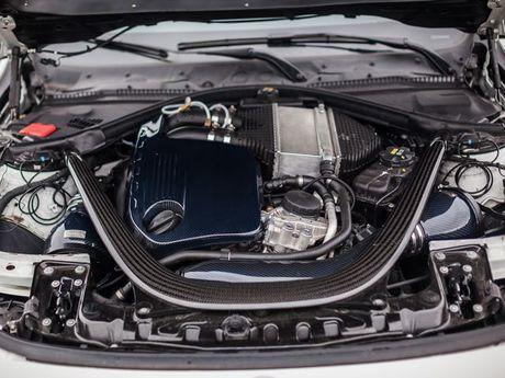 Chiem nguong ban do an tuong BMW M4R cua Carbonfiber Dynamics - Anh 5