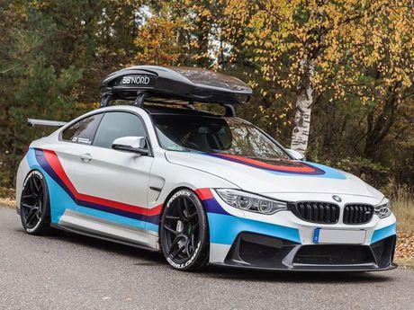 Chiem nguong ban do an tuong BMW M4R cua Carbonfiber Dynamics - Anh 7