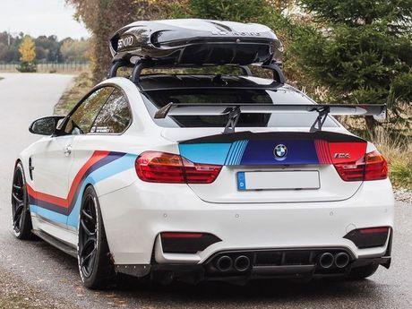 Chiem nguong ban do an tuong BMW M4R cua Carbonfiber Dynamics - Anh 8