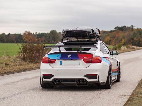Chiem nguong ban do an tuong BMW M4R cua Carbonfiber Dynamics - Anh 9