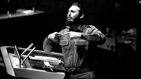 Nhung am muu am sat lanh dao Fidel Castro - Anh 1