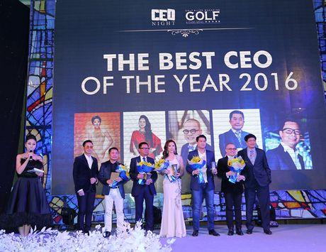 Lexus dong hanh cung Da tiec CEO Night lan thu 10 - Anh 1