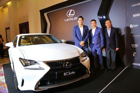 Lexus dong hanh cung Da tiec CEO Night lan thu 10 - Anh 2