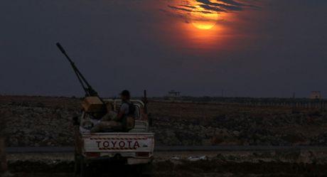 Khung hoang Syria dang khien toan Trung Dong 'ri mau' - Anh 1