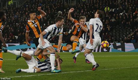 Hull City - West Brom: Hau ve vo-le dep mat - Anh 1