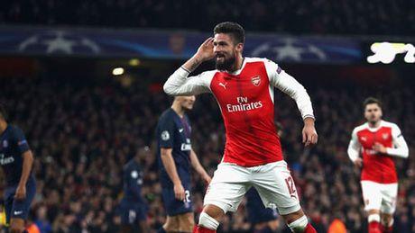 Arsenal – Bournemouth: Cho Giroud pha dop - Anh 1
