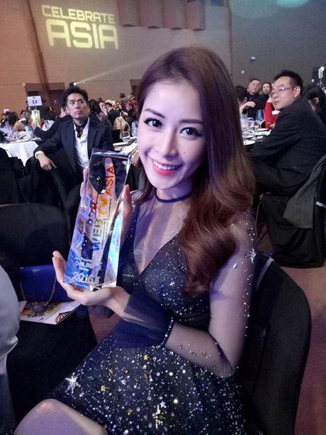 Chi Pu, Son Tung M-TP, Ly Hai duoc vinh danh tai WebTV Asia Awards 2016 - Anh 4