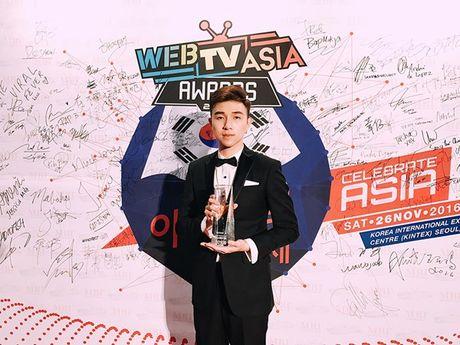 Chi Pu, Son Tung M-TP, Ly Hai duoc vinh danh tai WebTV Asia Awards 2016 - Anh 5